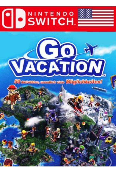 Go Vacation (USA) (Switch)