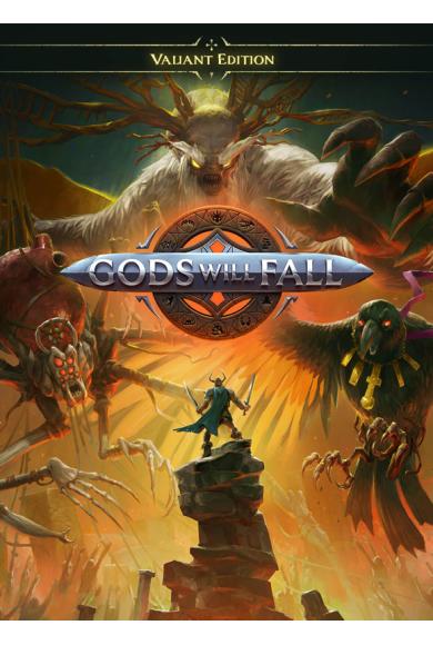 Gods Will Fall (Valiant Edition)