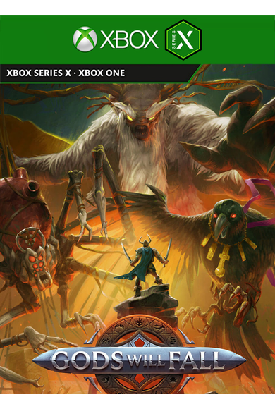 Gods Will Fall (Xbox One / Series X|S)