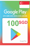 Google Play 100 (SGD) (Singapore) Gift Card