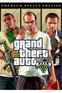 Grand Theft Auto 5 (GTA V): Premium Online Edition