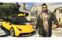 Grand Theft Auto Online: Red Shark Cash Card - GTA V (5) (Netherlands) (PS4)
