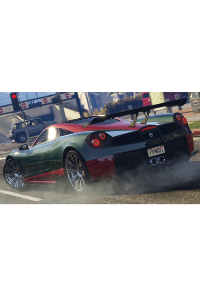 Grand Theft Auto Online: Tiger Shark Card GTA Online - GTA V (5) (Austria) (PS4)