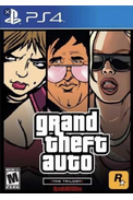 Grand Theft Auto: The Trilogy (PS4)