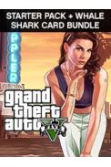 Grand Theft Auto V - Criminal Enterprise Starter Pack and Whale Shark Card Bundle