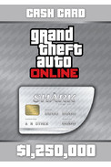 Grand Theft Auto Online: Great White Shark Cash Card - GTA V (5)