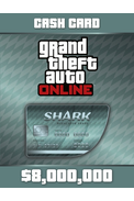Grand Theft Auto Online: Megalodon Shark Cash Card - GTA V (5)