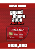 Grand Theft Auto Online: Red Shark Cash Card - GTA V (5)