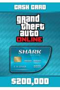 Grand Theft Auto Online: Tiger Shark Cash Card - GTA V (5)