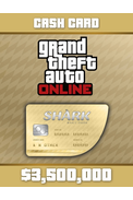 Grand Theft Auto Online: Whale Shark Cash Card - GTA V (5)