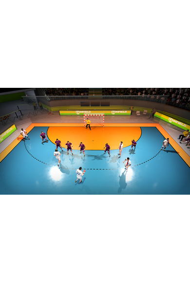 Handball 21 (USA) (Xbox One)