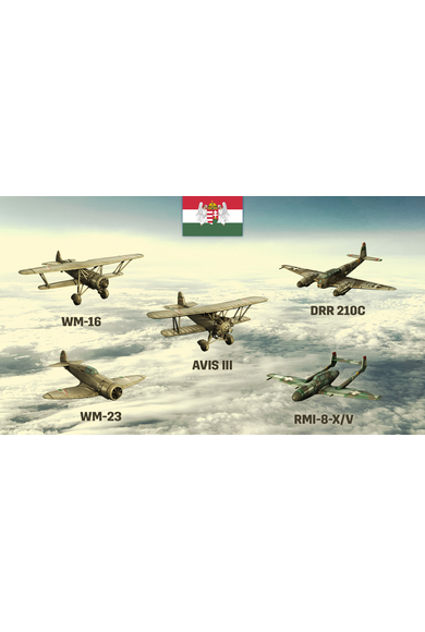 Hearts of Iron IV: Eastern Front Planes Pack (DLC)