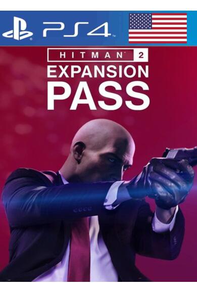 Hitman 2 - Expansion Pass (DLC) (USA) (PS4)