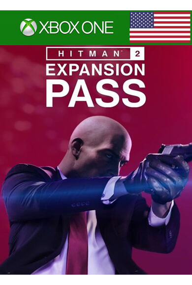 Hitman 2 - Expansion Pass (DLC) (USA) (Xbox One)