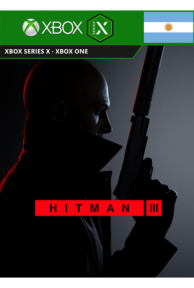 Hitman 3 (Argentina) (Xbox One / Series X|S)