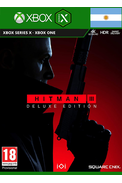 HITMAN 3 - Deluxe Edition (Argentina) (Xbox One / Series X|S)