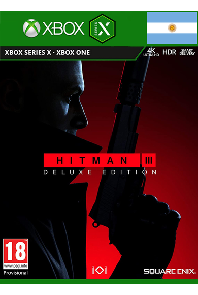 HITMAN 3 - Deluxe Edition (Argentina) (Xbox One / Series X|S)
