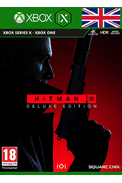 HITMAN 3 - Deluxe Edition (UK) (Xbox One / Series X|S)