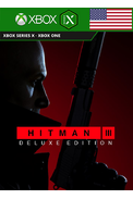 HITMAN 3 - Deluxe Edition (USA) (Xbox One / Series X|S)