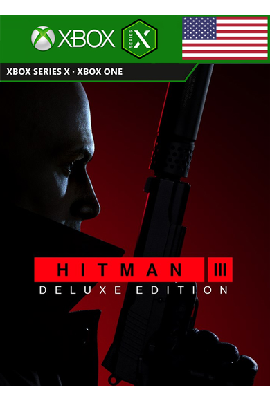 HITMAN 3 - Deluxe Edition (USA) (Xbox Series X)