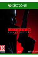 Hitman 3 - Deluxe Edition (Xbox One)
