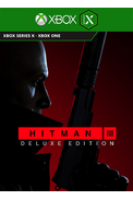 HITMAN 3 - Deluxe Edition (Xbox One / Series X|S)