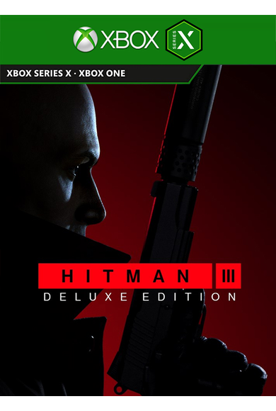 HITMAN 3 - Deluxe Edition (Xbox Series X)