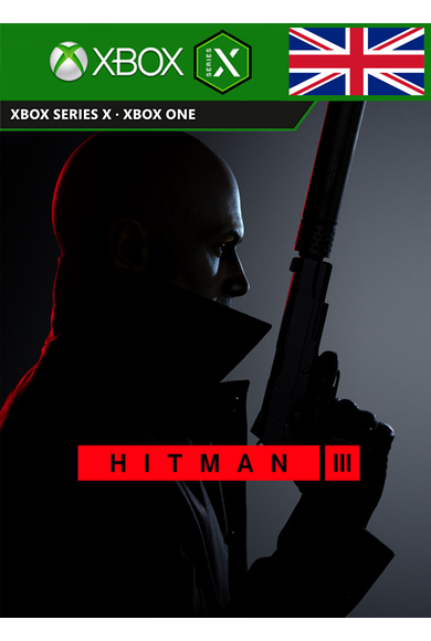 Hitman 3 (UK) (Xbox One / Series X|S)
