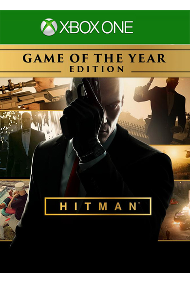 Hitman - Game of The Year Edition (Xbox One)