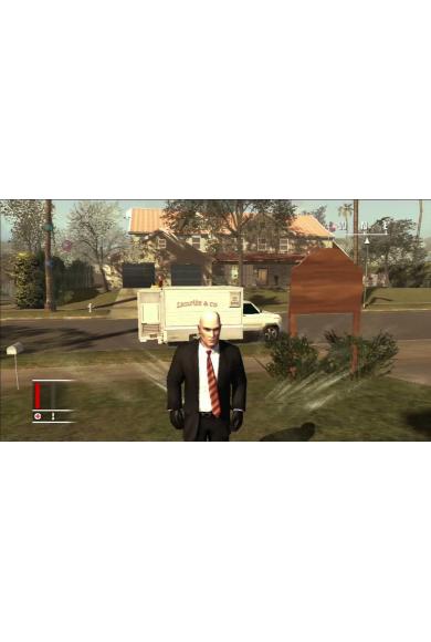 HITMAN HD Enhanced Collection (USA) (Xbox One)