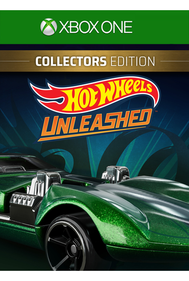 Hot Wheels Unleashed (Collectors Edition) (Xbox One)