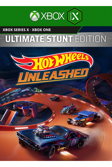 Hot Wheels Unleashed (Ultimate Stunt Edition) (Xbox One / Series X|S)
