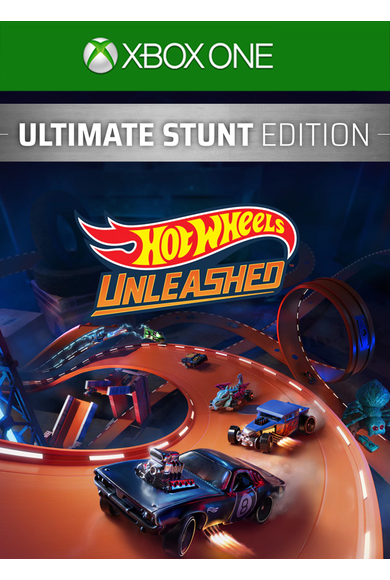 Hot Wheels Unleashed (Ultimate Stunt Edition) (Xbox One)