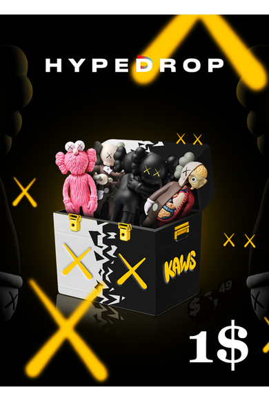 HypeDrop Gift Card 1$ (USD)
