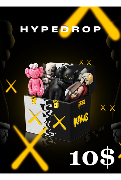 HypeDrop Gift Card 10$ (USD)