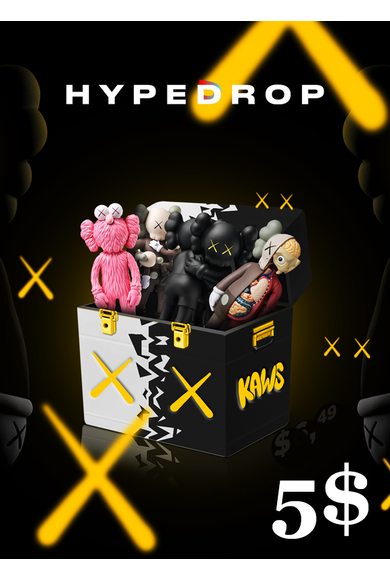 HypeDrop Gift Card 5$ (USD)