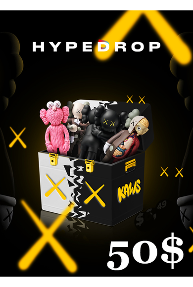 HypeDrop Gift Card 50$ (USD)