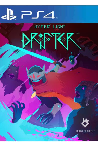 Hyper Light Drifter (PS4)