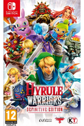 Hyrule Warriors (Definitive Edition) (Switch)