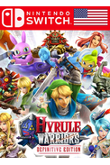 Hyrule Warriors - Definitive Edition (USA) (Switch)