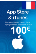 Apple iTunes Gift Card - 100€ (EUR) (France) App Store