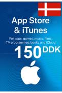 Apple iTunes Gift Card - 150 (DKK) (Denmark) App Store