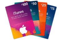 Apple iTunes Gift Card - £5 (GBP) (UK/United Kingdom) App Store