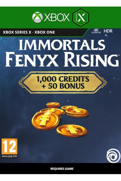Immortals: Fenyx Rising - 1050 CREDITS (Xbox Series X)
