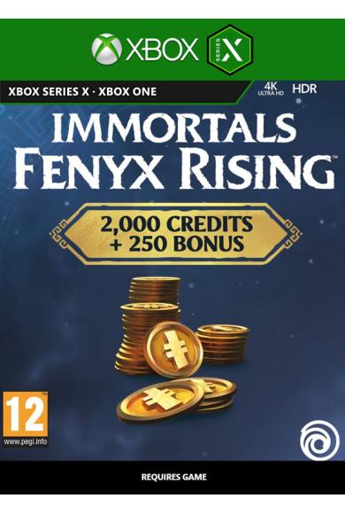 Immortals: Fenyx Rising - 2250 CREDITS (Xbox Series X)