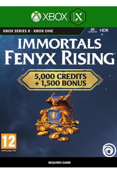 Immortals: Fenyx Rising - 6500 CREDITS (Xbox Series X)
