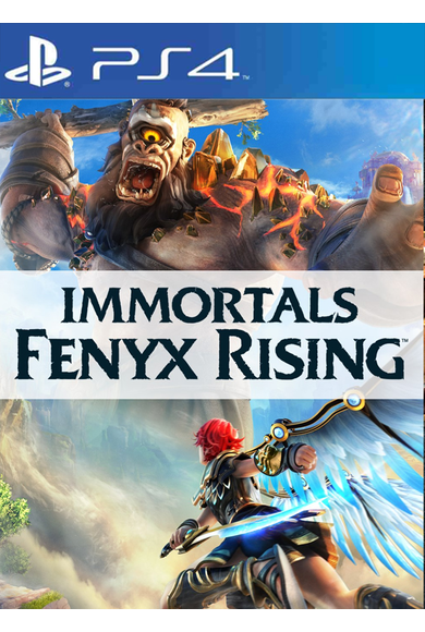 Immortals: Fenyx Rising (PS4)