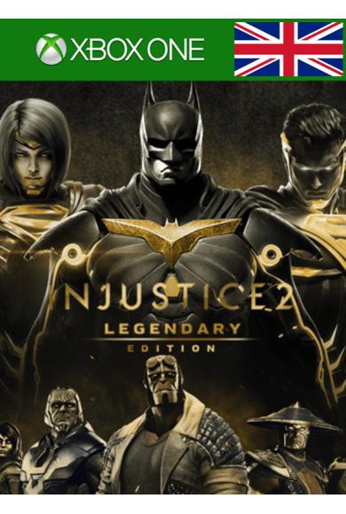 Injustice 2 - Legendary Edition (UK) (Xbox One)