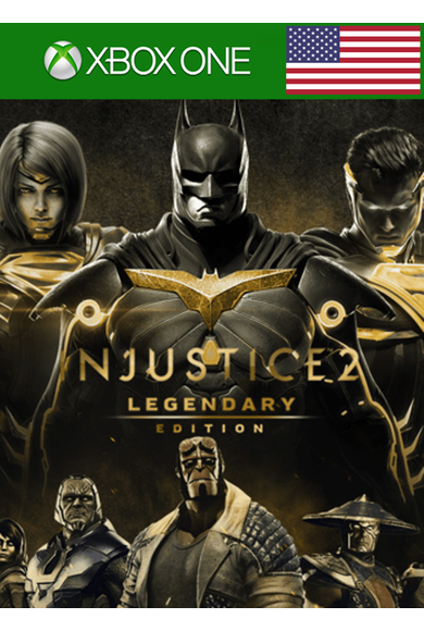 Injustice 2 - Legendary Edition (USA) (Xbox One)