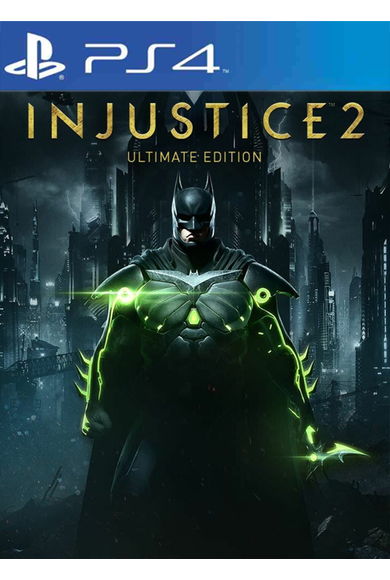 Injustice 2 - Ultimate Edition (PS4)